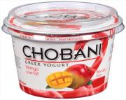 Chobani 2% Mango Low Fat Greek Yogurt