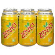 Zevia Zero Calorie Lemon Lime Soda