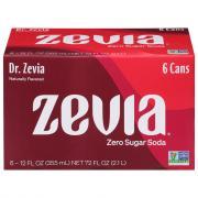 Zevia Zero Calorie Dr. Zevia Soda