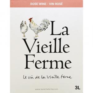 La Vieille Ferme Rose Wine