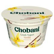 Chobani Vanilla Nonfat Yogurt
