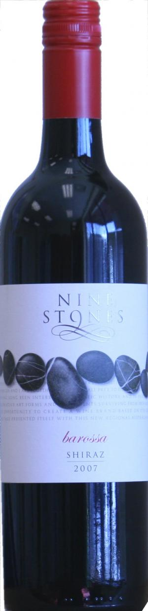 Nine Stones Barrosa Shiraz