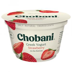 Chobani Strawberry Nonfat Yogurt