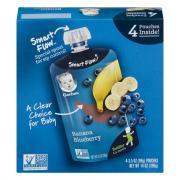 Gerber Banana Blueberry Pouch