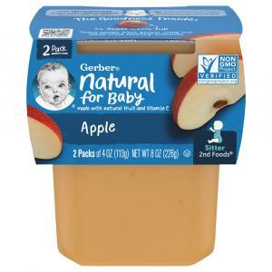 Gerber 2nd Foods Applesauce