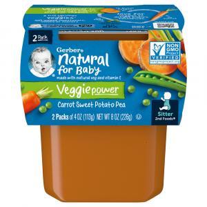 Gerber 2nd Foods Mixed Vegetables