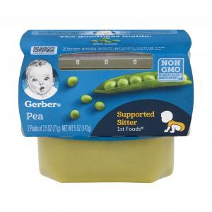 Gerber 1st Foods Peas
