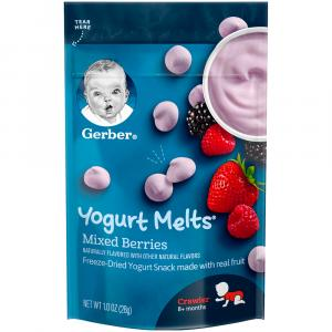 Gerber Graduates Mixed Berry Yogurt Melts