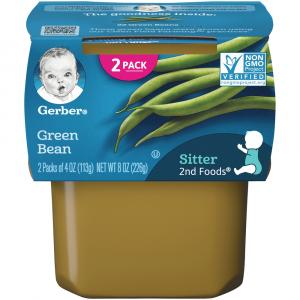Gerber 2nd Foods Green Beans
