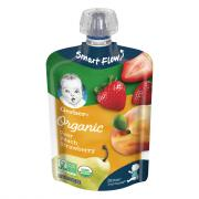 Gerber 2nd Foods Organic Pear, Peaches & Strawberries