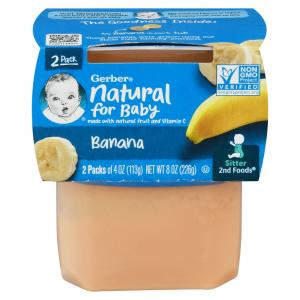 Gerber 2nd Foods Bananas