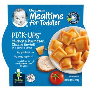 Gerber Graduates Pasta Pick Ups Chicken Parmesan