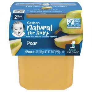 Gerber 2nd Foods Pears