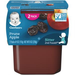 Gerber 2nd Foods Prunes W/apples
