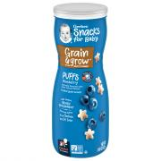 Gerber Graduates Blueberry Puffs Cereal Snack