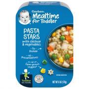 Gerber Graduates Lil' Meals Pasta Stars Chicken & Vegetables