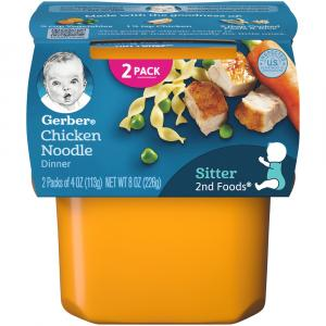Gerber 2nd Foods Chicken Noodle