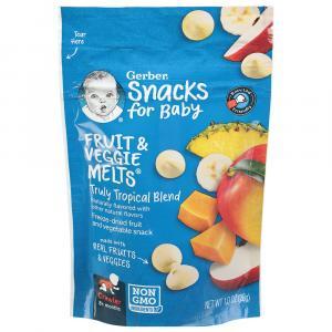 Gerber Graduates Fruit & Veggie Melts Tropical Blend