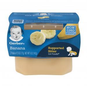 Gerber 1st Foods Bananas