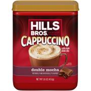 Hills Bros. Double Mocha Cappuccino Drink Mix