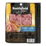 Smithfield Hickory Smoked Cubed Ham