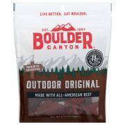 Boulder Canyon Outdoor Original Beef Jerky