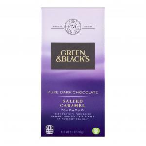 Green & Black's Salted Caramel Dark Chocolate
