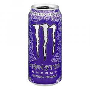 Monster Ultra Violet Energy Drink