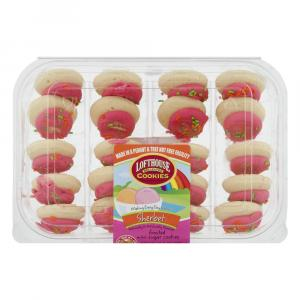 Lofthouse Sherbet Frosted Mini Sugar Cookies