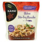 Ka-Me Udon Stir Fry Noodles