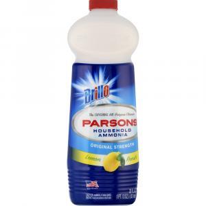 Brillo Parsons Ammonia Lemon Fresh