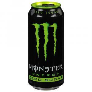 Monster Absolute Zero Energy Drink