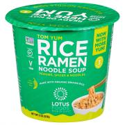 Lotus Foods Tom Yum Rice Ramen Noodle Soup