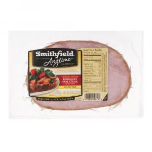 Smithfield Hickory Ham Steak