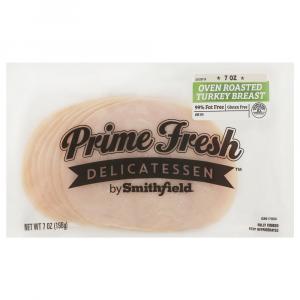 Smithfield Prime Fresh Oven Roasted Turkey