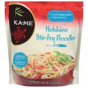 Ka-Me Stir Fry Hokkein Noodles