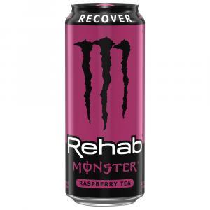 Monster Rehab ROJO