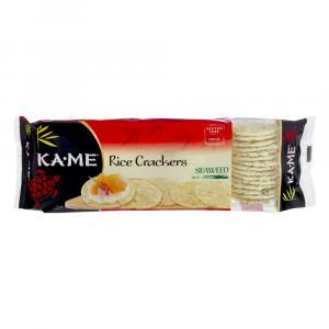 Ka-Me Seaweed Rice Crunch Crackers