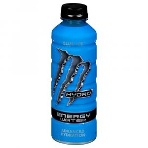 Monster Hydro Blue Ice Energy Water