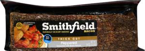 Smithfield Peppered Stack Pack Bacon