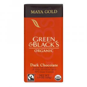 Green & Black's Organic Maya Gold Chocolate Bar