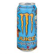 Monster Juice Mango Loco Energy Juice