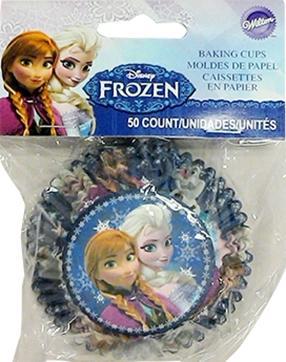 Frozen Baking Cups