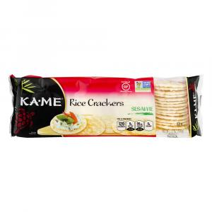 Ka-Me Sesame Rice Crunch Crackers