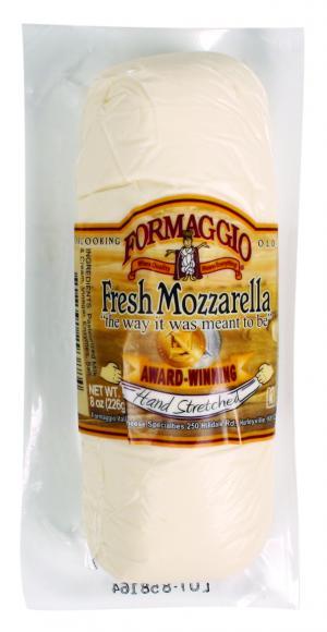 Formaggio Fresh Mozzarella Cheese Log