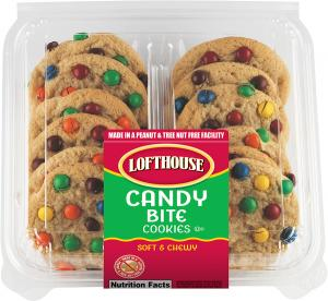 Lofthouse Candy Bite Cookies