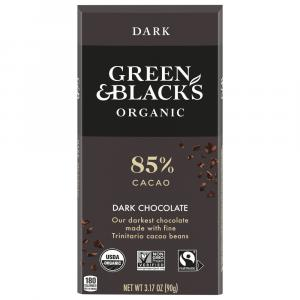 Green & Black's Organic Dark Chocolate Bar