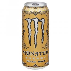 Monster Energy Drink Ultra Gold