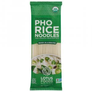 Lotus Gluten Free Pho Rice Noodles
