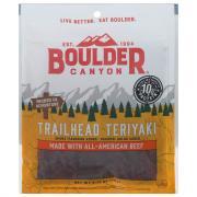 Boulder Canyon Trailhead Teriyaki Beef Jerky